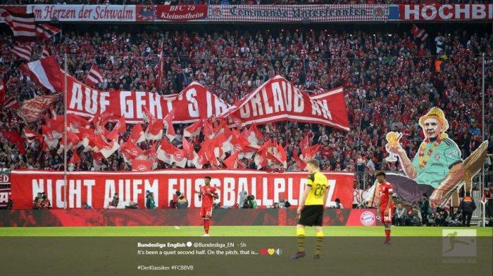Jadwal Lengkap Liga Jerman Tengah Pekan Ini, Besok Ada Big Match Dortmund vs Bayern Muenchen, Catat