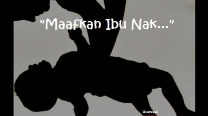 Ibu Muda di Bogor Berusaha Membunuh Bayinya Sendiri, Sang Anak Menjerit