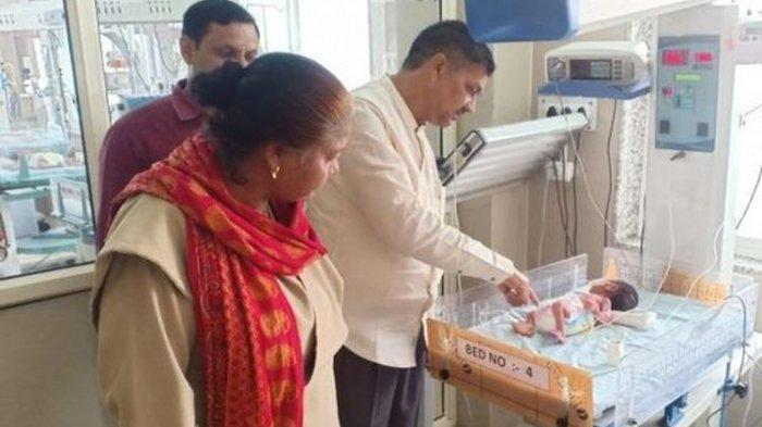 Keluarga Ini Temukan Bayi yang Dikubur Hidup-hidup 2 Hari, Sekarang Alami Hipotermia