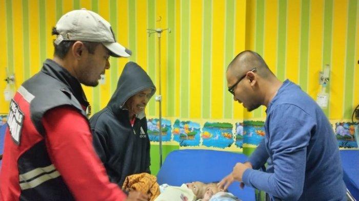 Terus Dipantau Ketat, Bayi Kembar Siam Dempet Kepala Dirujuk ke RSHS setelah Dirawat di Cianjur
