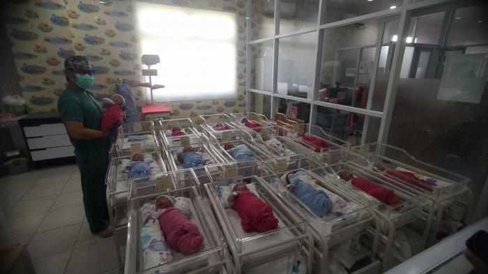 17 Bayi Lahir di RSIA Cahaya Bunda Cirebon Saat Momentum HUT ke-76 RI, Semua Melalui Operasi Sesar