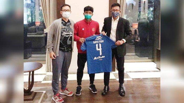 Sudah Jadi Pemain Persib Bandung, Pemain Ini Malah Belum Pernah Sekalipun ke Bandung, Kok Bisa?