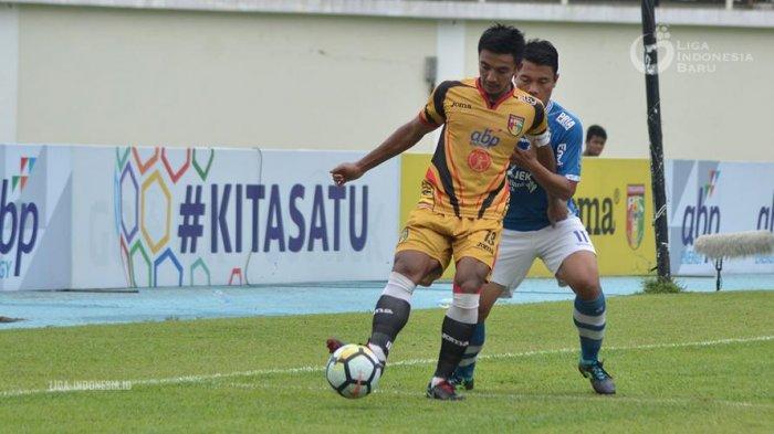Kalah dari Bali United, Mitra Kukar Semakin Dekat dengan Zona Degradasi
