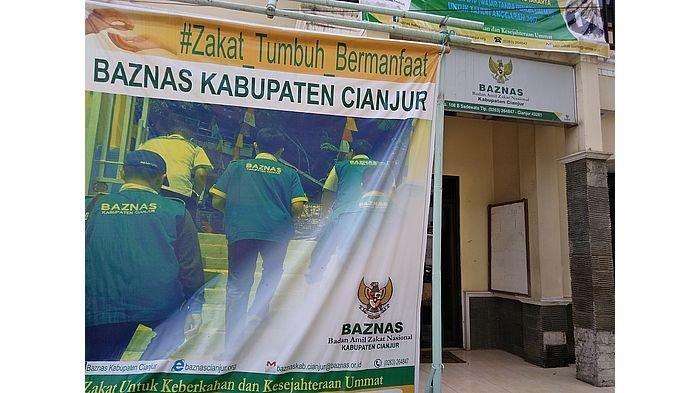 Titik Rawan Gizi di Perbatasan Jadi Prioritas Baznas Cianjur untuk Salurkan Hewan Kurban