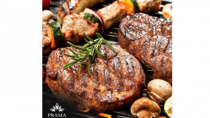 Dinner Barbeque Sepuasanya Sampai Merdeka di Prama Grand Preanger