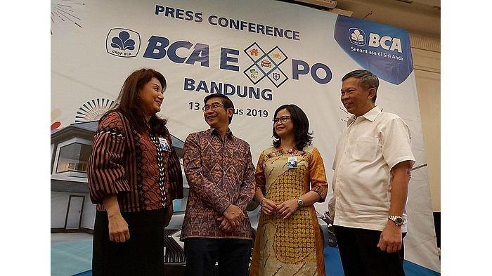 BCA Bidik Pertumbuhan Kredit Kendaraan dan KPR Melalui BCA Expo Bandung