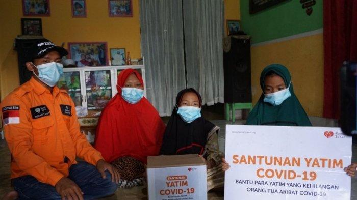 Ribuan Yatim dan Dhuafa Terdampak Covid-19 Dapat Bantuan, Termasuk Anak-anak Kehilangan Orangtua