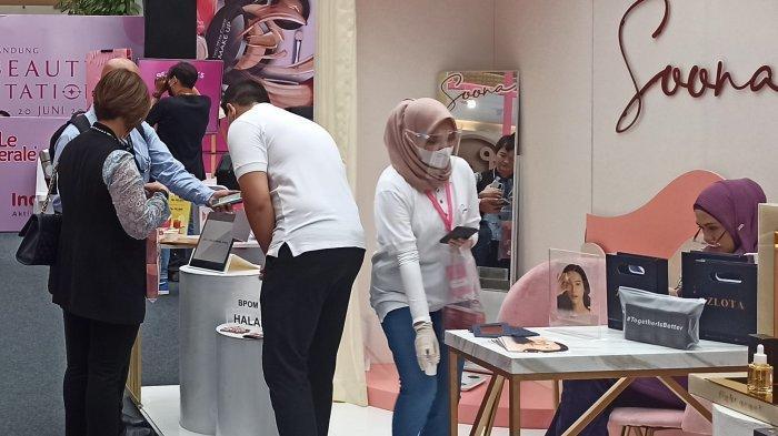 Ada Pameran Beauty Station di Bandung, Hadirkan Beragam Produk Lokal Kecantikan