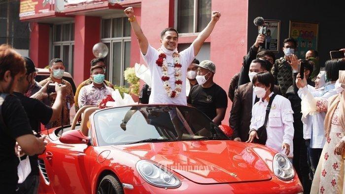 Euforia bebasnya Saiful Jamil dikomentari public figure.