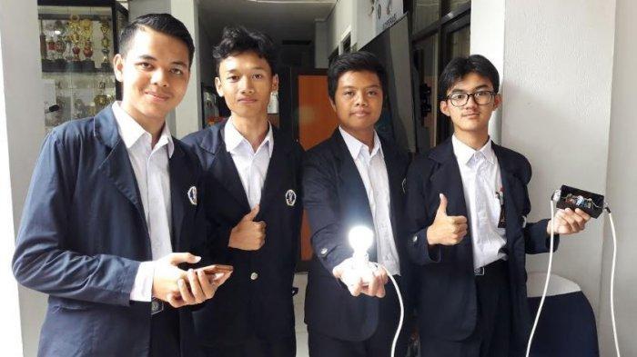''Smart Breaker'' Aplikasi Canggih Karya Siswa SMK Pasundan 1 Bandung, Hemat Listrik