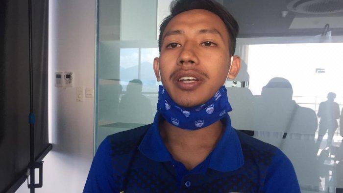 Beckham Putra Nugraha, gelandang muda Persib Bandung