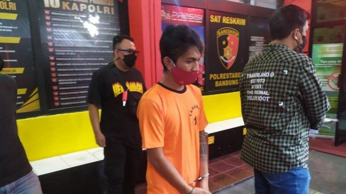 Begal di Kota Bandung Ditangkap Polisi, Ambil HP Lalu Lukai Telinga Korban