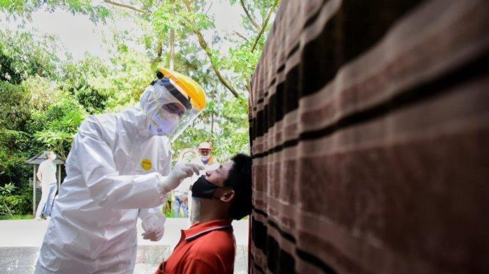 Kasus Positif Corona Masih Tinggi, Purwakarta Siapkan 1200 Buah Rapid Test Antigen