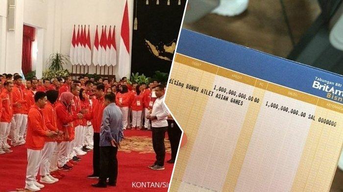 Peraih Emas Diberi Bonus Fantastis, Begini Nasib Para Atlet yang Tak Raih Medali di Asian Games 2018