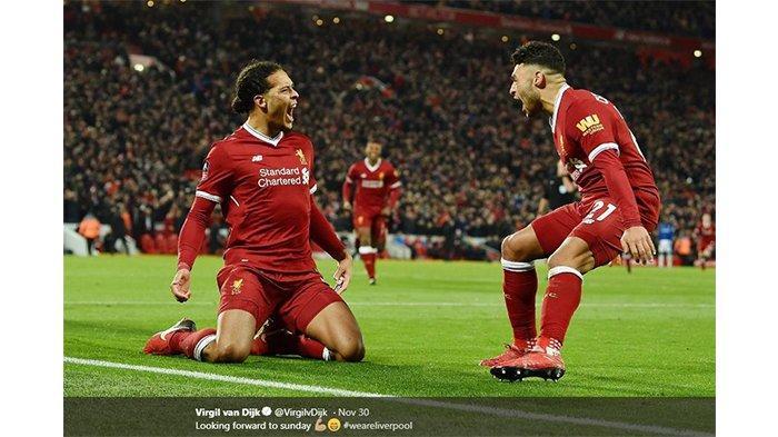 Jelang Liverpool vs Atletico Madrid di Liga Champions, Virgil van Dijk Janji Bermain Mati-matian