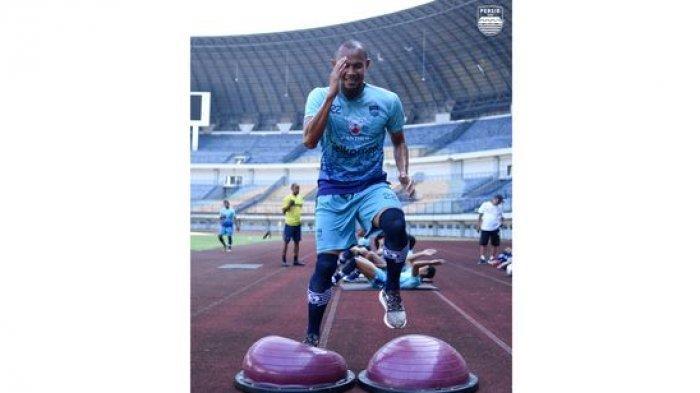 Beberapa Jam Lagi Persib Bandung vs Borneo FC, Kapten Maung Bandung: Kami di Jalur yang Benar