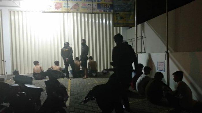 Hendak Tawuran, Belasan Remaja di Tasik Diamankan Tim Maung Galunggung, Sebagian Kocar-kacir