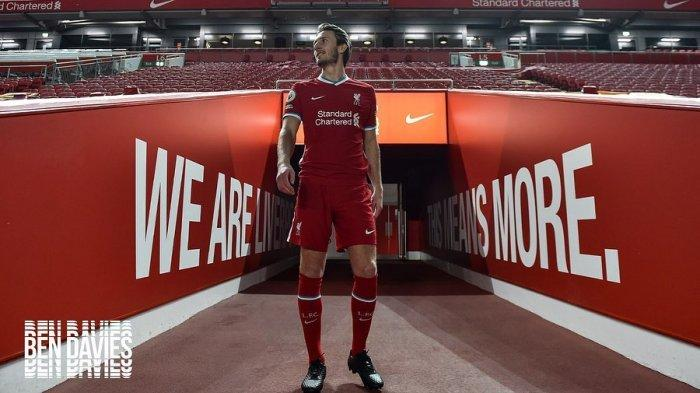 Liverpool Resmi Lepas Dua Pemainnya, Satu Bek Tengah, Satu Gelandang