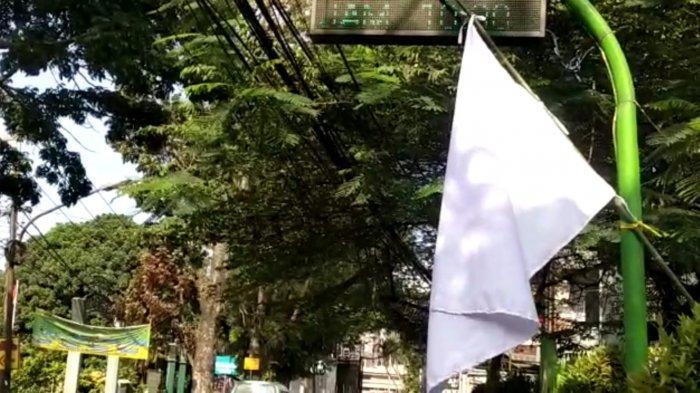 Ini Rekaman Suara Gan Bonddilie, Protes PPKM dengan Coba Akhiri Hidup di Depan Balai Kota Bandung