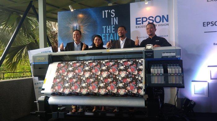 Inilah Enam Kelebihan Fitur Pendukung yang Dimiliki Printer Tekstil Terbaru Epson