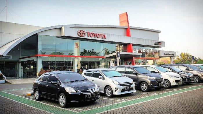 Promo Akhir Tahun Toyota Bandung Banjir Diskon Dp Dan Kredit Murah Untuk New Calya New Avanza Tribun Jabar