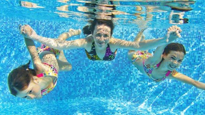 Heboh KPAI Ingatkan Wanita Bisa Hamil Jika Berenang Bersama Laki-laki, Ini Klarifikasinya