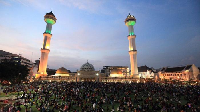 Cek Jadwal Buka Puasa Hari Ini, Rabu 28 April 2021 untuk Wilayah Kota Bandung