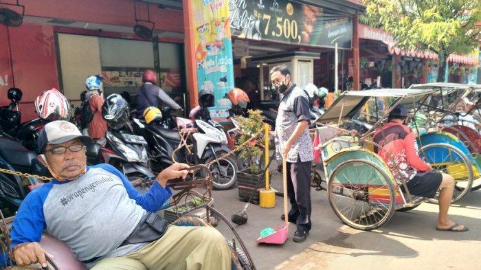 BETARO, Komunitas Becak Tanpa Rokok di Indramayu, Buat Kesehatan dan Penumpang Pun Nyaman