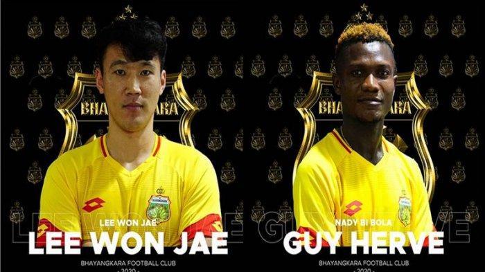 Bhayangkara FC Datangkan 2 Pemain Asing Lagi, Siapa Mereka?