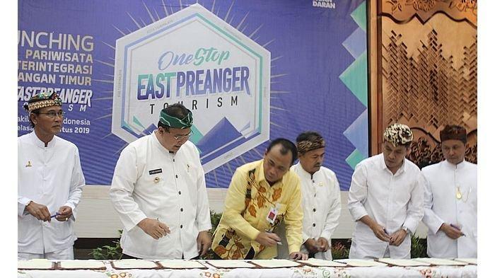 BI dan 6 Daerah Tandatangani Kerja Sama Paket Wisata Terintegrasi Priangan Timur
