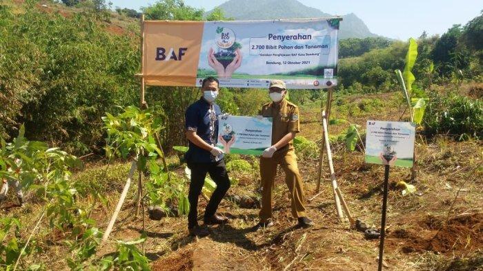 Kampanye BAF ECO Move Pentingnya Penghijauan, Kurangi Emisi Kendaraan Bermotor