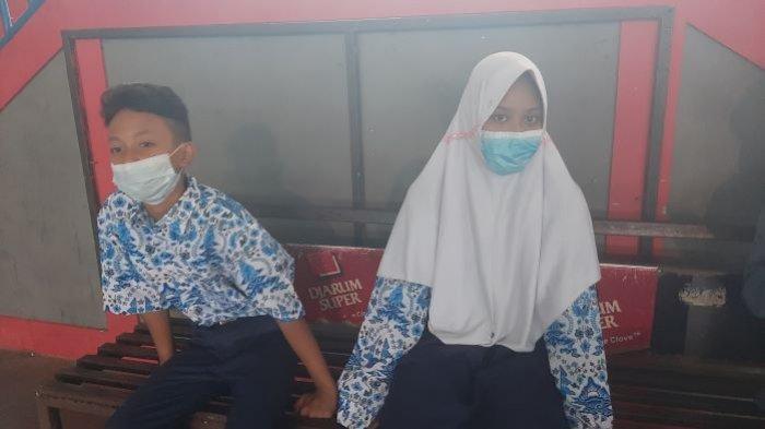 Siswi Kelas 7 SMP Cirebon Ikut Vaksinasi Covid-19: Disuntik tidak Sakit, Bosan Belajar di Rumah