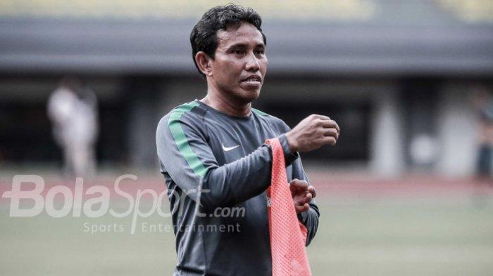 Bima Sakti Diusir Wasit Saat Timnas U-23 Indonesia Vs UEA, Apa Dosanya?