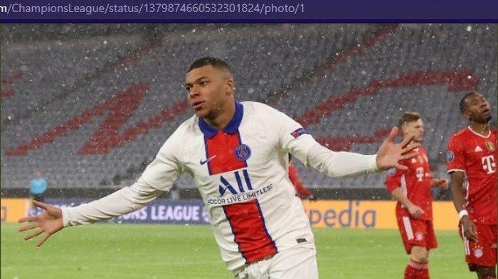 Kylian Mbappe Cedera, Lini Depan Paris Saint-Germain Tumpul, Peluang di Liga Champions Berat