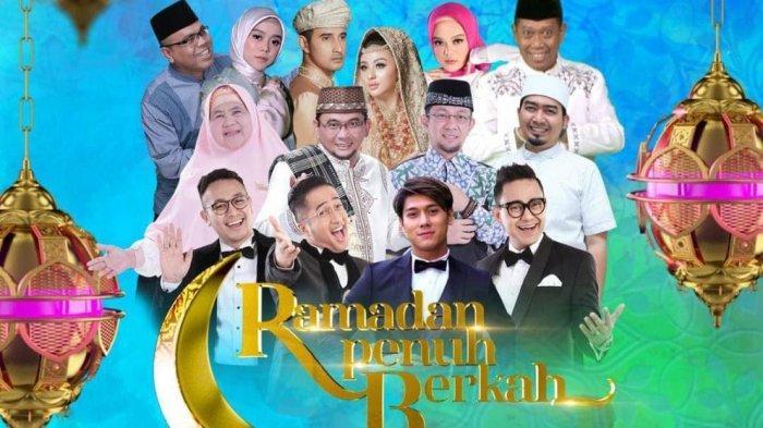 Bintang program Ramadhan Penuh Berkah.