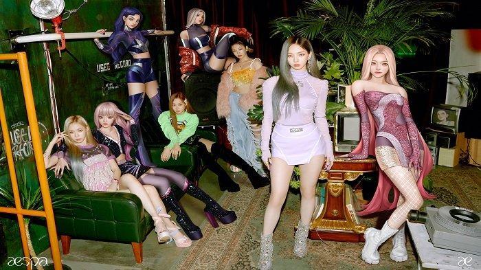 Indonesian Idol 2021 Top 8 Senin ini, Aespa Bakal Jadi Bintang Tamu, Ada Kejutan? Catat Waktunya