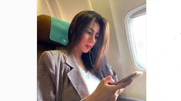 Biodata Tisya Erni, Model Cantik yang Dikaitkan dengan Sule, Pernah Muncul di Sinetron Ikatan Cinta