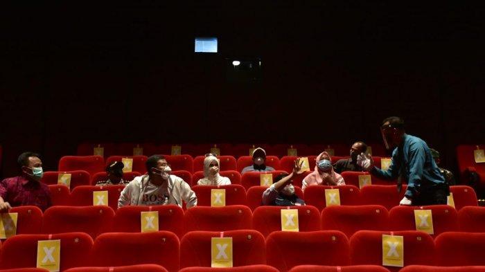 PPKM Diperpanjang Kembali, Bioskop Dilevel Ini Bisa Buka, Hanya Orang Dari Kategori Ini Boleh Masuk