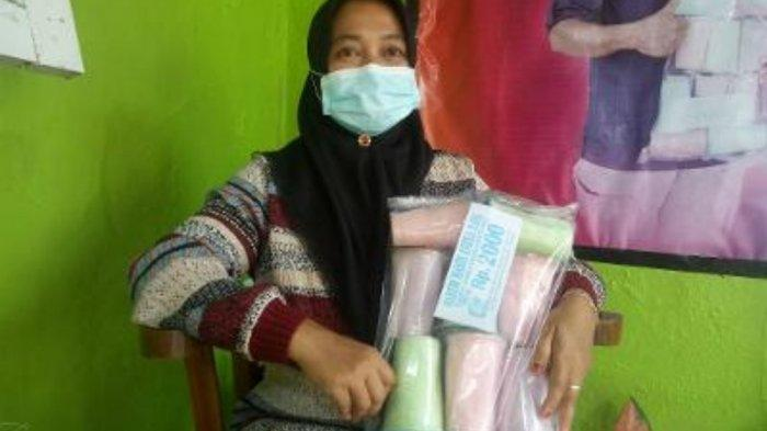 Bisnis Manis Harum Manis di Tengah Pandemi, Ibu Rumah Tangga Ini Raup Belasan Juta Setiap Minggu