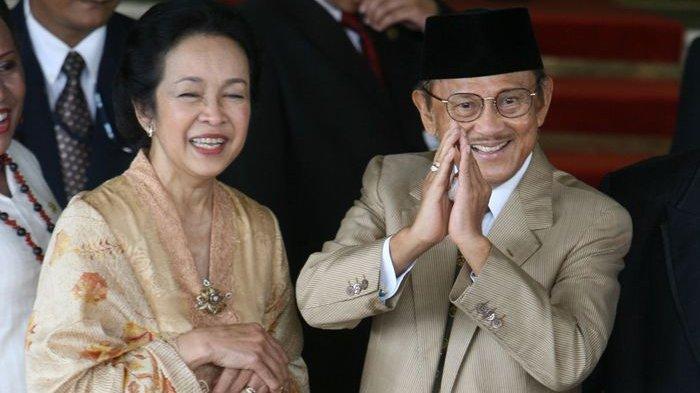 Akun Persib Bandung Posting Foto Habibie, Bobotoh Berduka, Langsung Banjiri Kolom Komentar