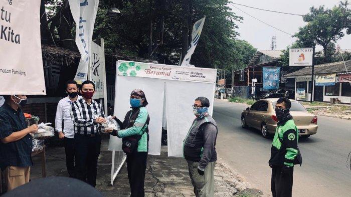 Tandamata untuk Negeri, bank bjb Salurkan Bantuan kepada Warga Terdampak Covid-19