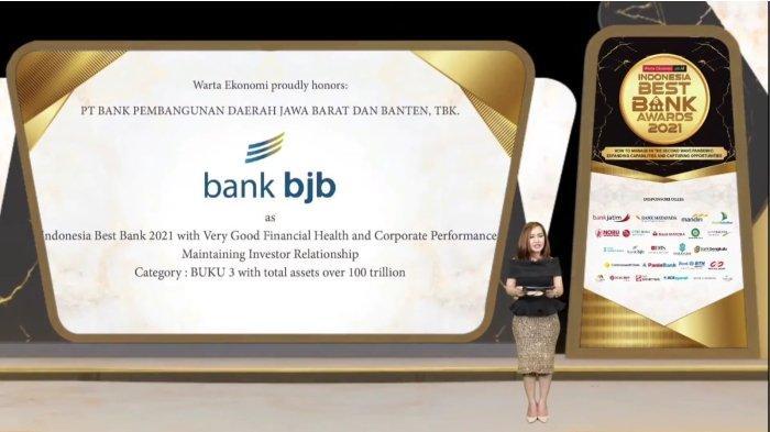 bjb Indonesia Best Bank 2021
