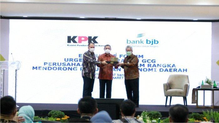 Ketua KPK Firli Bahuri Berikan Edukasi dan Sosialisasi Soal Pemberantasan Korupsi di Menara bank bjb