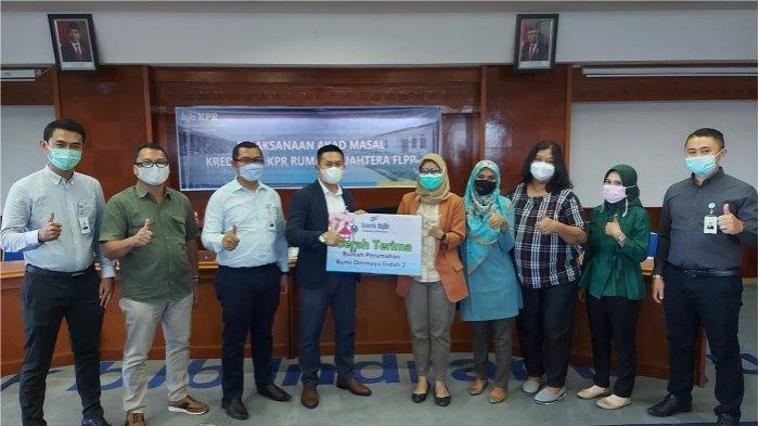 bank bjb Gelar Akad Kredit Massal KPR FLPP di Indramayu