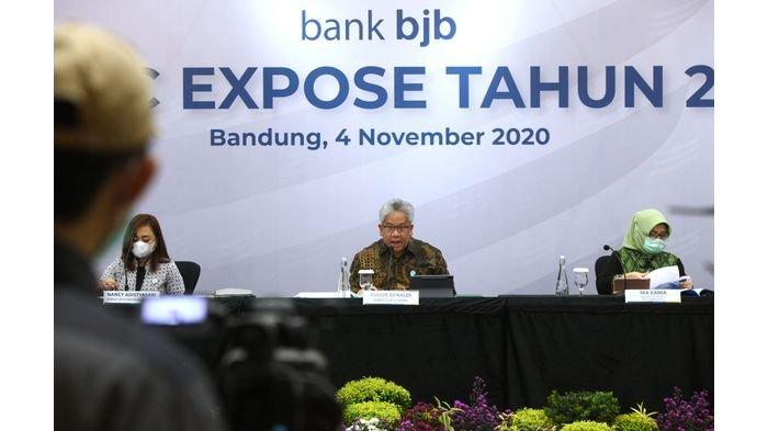Triwulan lll 2020, Bank BJB Raup Laba Bersih Rp 1,2 Triliun, Tumbuh 5,9 Persen