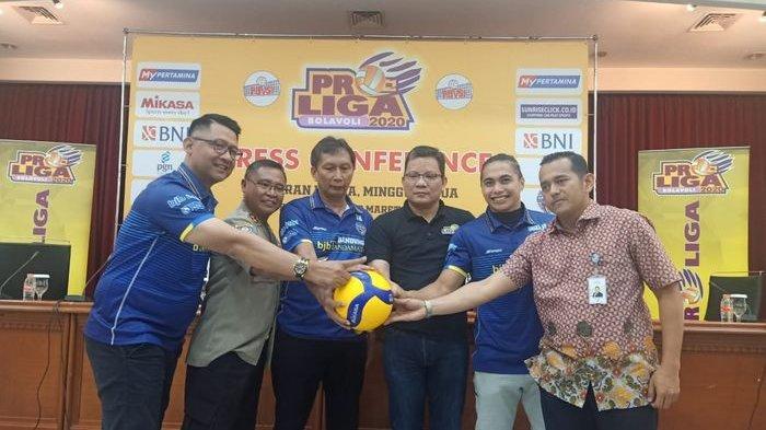 Proliga Seri 2 Putaran II di Bandung, Simak Jadwal Tanding ...