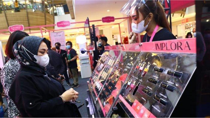 bank bjb dukung Pelaksanaan Beauty Bazaar Bandung Beauty Station 2021