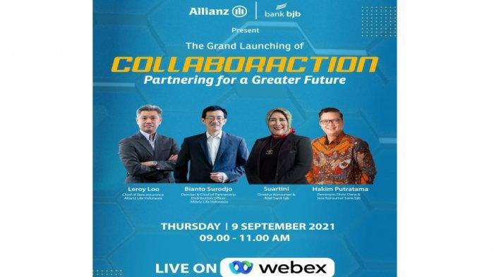 bank bjb dan Allianz Life Indonesia Bersinergi Luncurkan Produk Bancassurance