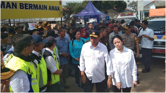 Jelang Arus Mudik Lebaran 2019, Menhub Budi Karya Sumadi Imbau Pemudik Gunakan Jalur Selatan