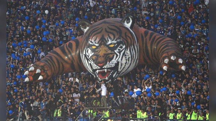 Kilas Balik Persib Bandung Awal Agustus 4 Tahun Lalu, Kalah Tipis saat Menghadapi Perseru Serui